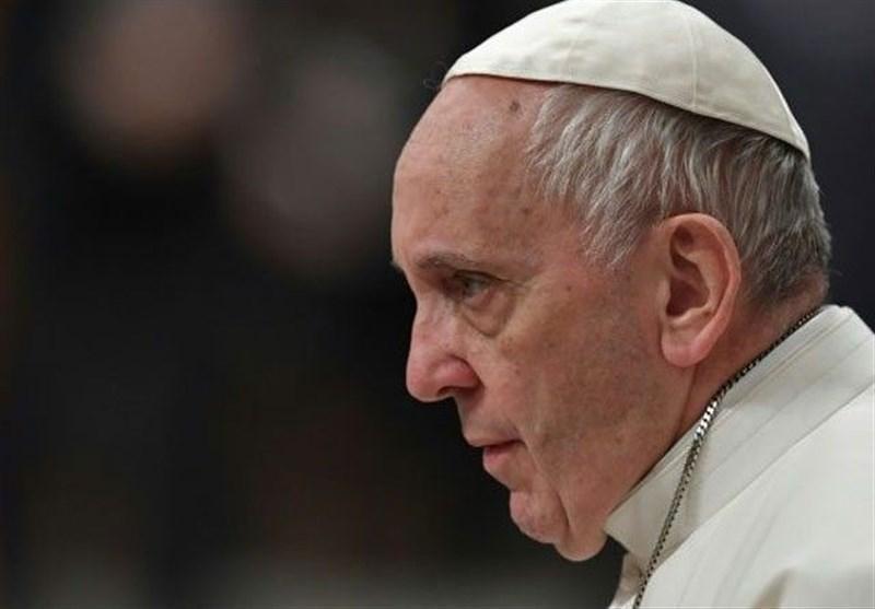 پاپ فرانسیس خواهان آتش بس جهانی شد