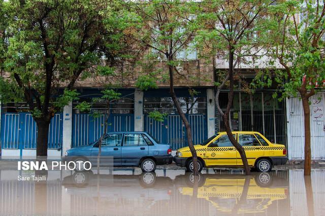 بارش میانگین 20 میلی متر باران در روزهای پایانی هفته در کرمان