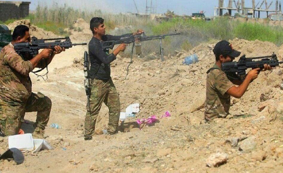 عراق، کشته و زخمی شدن چند نظامی طی حمله خمپاره ای در کرکوک