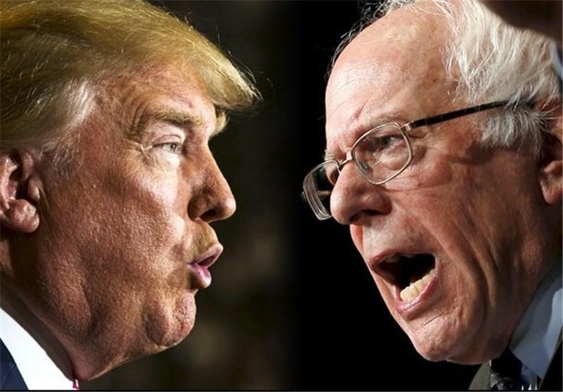 واکنش سندرز به پیشنهاد ترامپ برای به تعویق انداختن انتخابات آمریکا