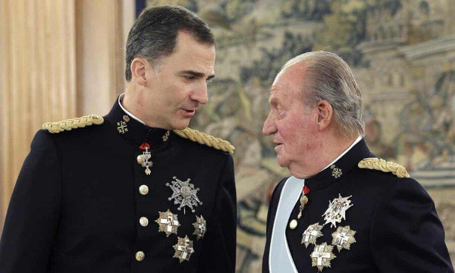 پادشاه پیشین اسپانیا به تبعید می رود ، پیامدهای رسوایی اقتصادی در ارتباط با عربستان