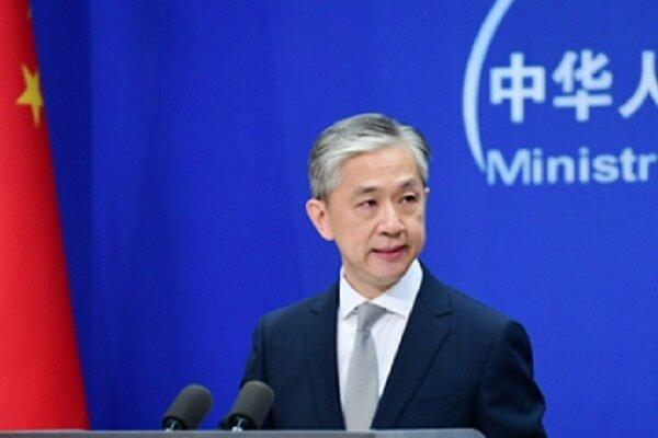 رابطه آمریکا و چین باید براساس عدم تعارض، عدم تقابل و احترام باشد