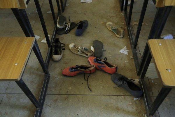 گروه مسلح ناشناس صدها دانش آموز نیجریه ای را ربودند