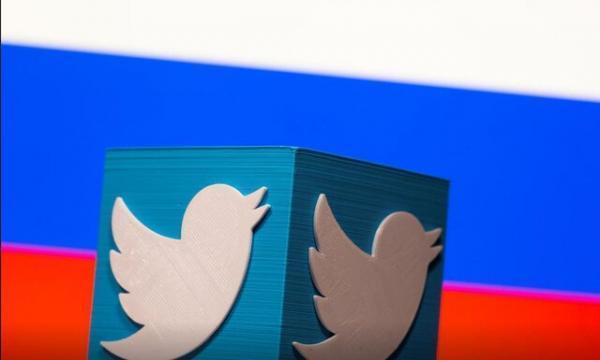 تهدید روسیه برای فیلتر توییتر