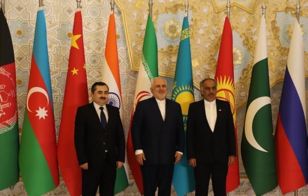 وزیر امور خارجه جمهوری اسلامی ایران وارد تاجیکستان شد