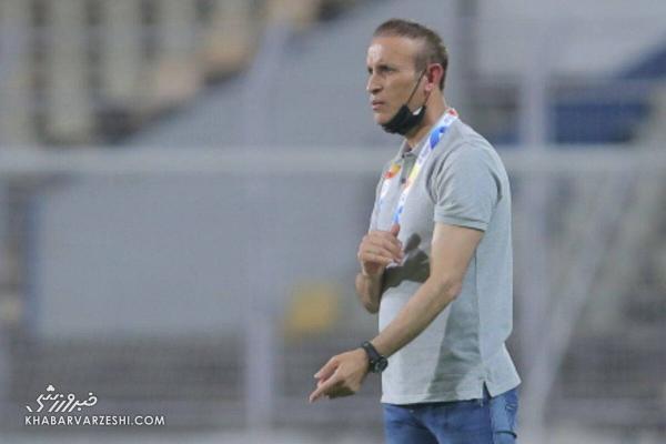 تاکید گل محمدی بر حفظ دو ستاره پرسپولیس، هر چه زودتر با دو بازیکن تمدید کنید