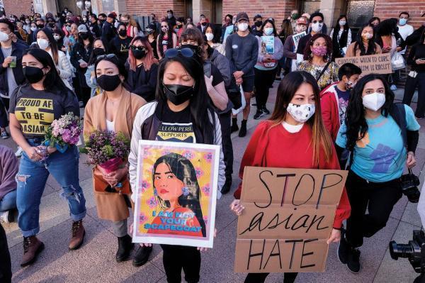 افزایش شدید جرایم ناشی از تنفر ضد آسیای شرقی تبار ها در کانادا