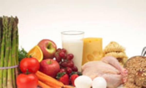 اصل تغذیه یعنی تعادل و تنوع
